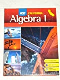 img - for Holt California Algebra 1, Student Edition book / textbook / text book