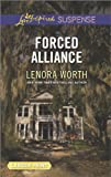 img - for Forced Alliance (Love Inspired LP Suspense) book / textbook / text book