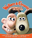 DVD - Wallace & Gromit: The Complete Collection [Blu-ray]