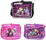 Monster High Messenger Bag with Monster High Lanyard -random 1pc
