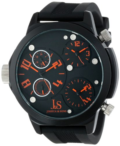 Montre bracelet - Homme - Joshua & Sons - JS-40-OR