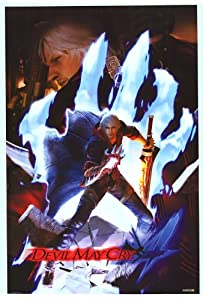 Devil May Cry - Party / College Poster - 24 X 36 Hobby Poster Print, 24x36