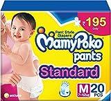Mamy Poko Pants Standard - Medium (20 Pieces)