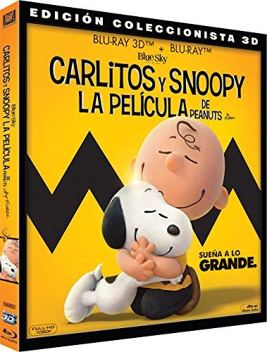 Carlitos Y Snoopy: La Pelicula De Peanuts Blu-Ray 3d+2d [Blu-ray]