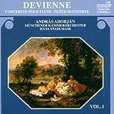 Devienne: Flötenkonzerte Vol. 1