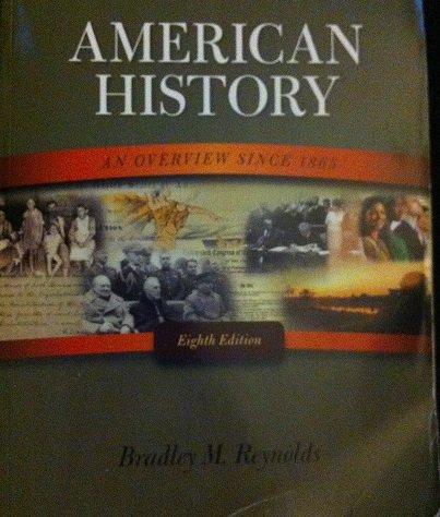 american history since 1865 essay