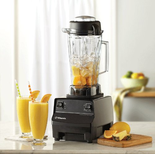 #1 Vitamix Turboblend 4500 Countertop Blender with 2+ HP Motor  Review
