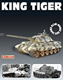 R/C 2.4 KING TIGER, INFRARED TAIGEN 1/16