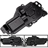 APDTY 857259 Door Lock Actuator, Front or Rear Left Driver-Side For Various Ford, Lincoln, Mercury, Mazda Vehicles (View Chart) (Replaces 3L3Z25218A43AA)