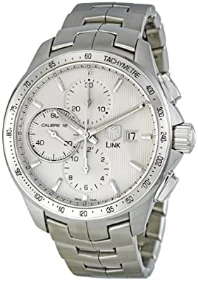 TAG Heuer Men's CAT2011.BA0952 Link Chronograph Watch by TAG Heuer