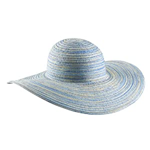 Columbia Women's Sun Ridge Straw Hat, Riptide, One Size