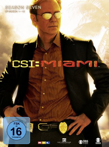 CSI: Miami - Season 7.1 [3 DVDs]