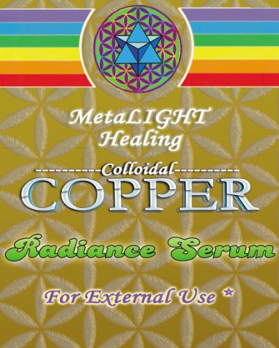 Colloidal Copper Radiance Serum 16 oz
