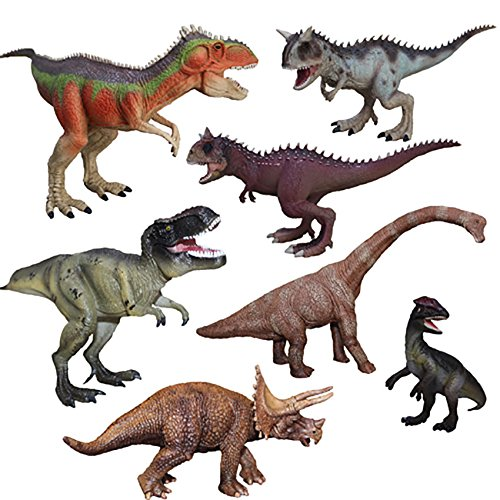 Shalleen Fad Dinosaur Play Toy Animal Action Figures Novelty Fashion Collection Hot