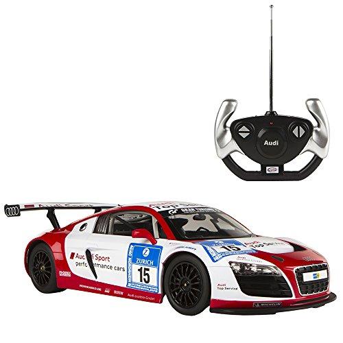 rastar-vehiculo-audi-r8-lms-performance-con-radio-control-escala-114-color-rojo-colorbaby-41112