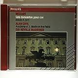 モーツァルト:ホルン協奏曲全集 / シヴィル、マリナー アカデミーco