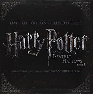 Harry Potter And The Deathly Hallows Part One (Original Motion Picture [2 CD/DVD/Vinyl Limited Edition Collecto
