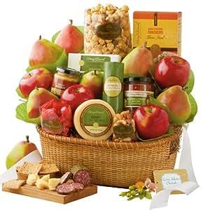 Amazon.com : Harry & David Wedding Gift Basket : Gourmet Fruit Gifts ...