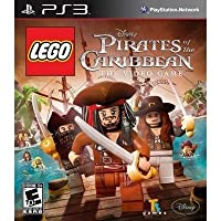 Disney Interactive Lego Pirates Of The Caribbean Action Adventure Game Retail Supports Ps3
