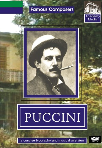 Famous Composers : Puccini - DVD