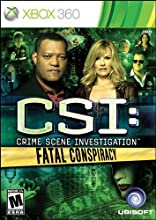 CSI: Fatal Conspiracy(輸入版)