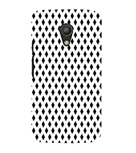 EPICCASE little daimonds Mobile Back Case Cover For Moto G 2nd Gen (Designer Case)