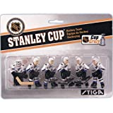 NHL Pittsburgh Penguins Table Top Hockey Game Players Team Pack at Amazon.com