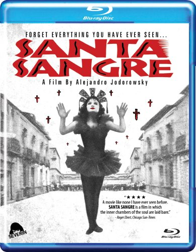 Santa Sangre/サンタ・サングレ [Blu-ray]  [Import]