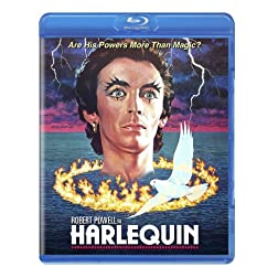 Harlequin (aka DARK FORCES) [Blu-ray]