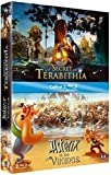 echange, troc Astérix et les Vikings + Le secret de Terabithia - Coffret 2 Blu-Ray [Blu-ray]