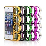 """Marmoter Machine Cut """"Knuckle Case"""" for iPhone 5"""