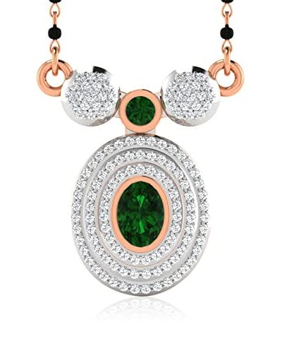 Art of Diamond Collana Oro Rosa