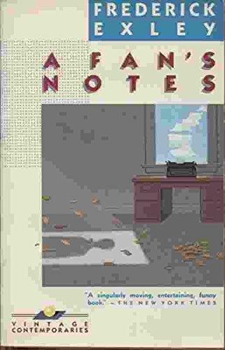 Title: A Fans Notes