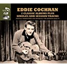 2 Classic Albums Plus [Audio CD] Eddie Cochran