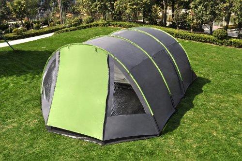 tunnelzelt billig tunnelzelt zelt schlafzelt camping mit. Black Bedroom Furniture Sets. Home Design Ideas