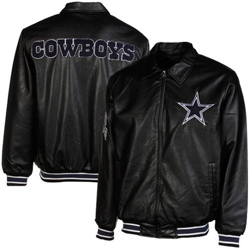 Dallas cowboys leather jackets for men