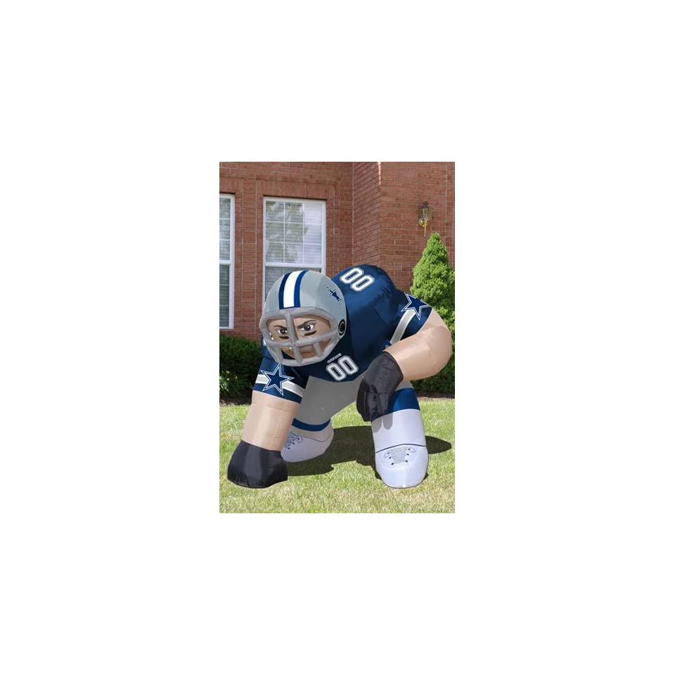 BSS   Dallas Cowboys NFL Inflatable Bubba Player Lawn Figure (60 Tall)