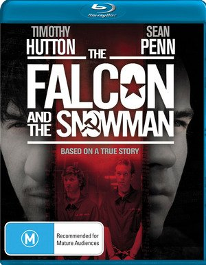 The Falcon and the Snowman [Blu-ray]