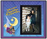 With Love to Grandma & Grandpa - Halloween Picture Frame Gift