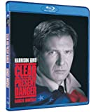 Clear and Present Danger / Danger immédiat (Bilingual) [Blu-ray]