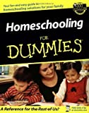 img - for Homeschooling For Dummies by Kaufeld, Jennifer 1st (first) Edition [Paperback(2001/12/15)] book / textbook / text book