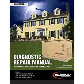 0E3586 Generac Diagnostic Manual 4000 Series Air Cooled Generators