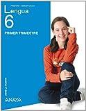 img - for Lengua 6. 6  Educaci n Primaria. Libro del Alumno. Asturias, Cantabria, Castilla y Le n, Comunidad Valenciana, La Rioja, Madrid, Murcia book / textbook / text book
