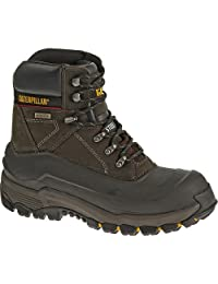 Caterpillar Men's Flexshell WP Steel Toe Work Boot