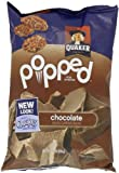 Quakes Rice Snacks, Chocolate, 7.04 Ounce (Pack of 4)