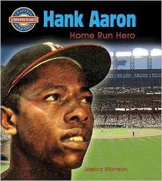 Hank Aaron: Home Run Hero (Crabtree Groundbreaker Biographies)