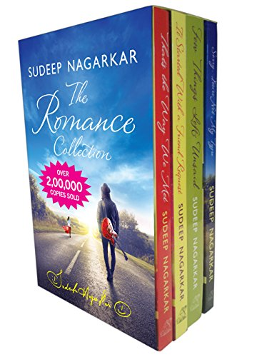The Romance Collection: Few Things Left Unsaid/That's the Way We Met/It Started with a Friend Request/Sorry, You're Not My Type (Set of 4 Books) Image