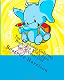 img - for Toy Elephants Coloring Book: For Kid's Ages 4 to 9 Years Old book / textbook / text book