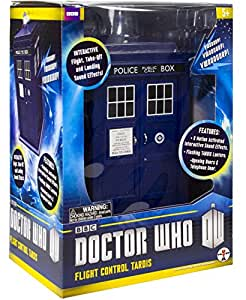 Doctor Who Doctor Who Flight Control Tardis Vehicle