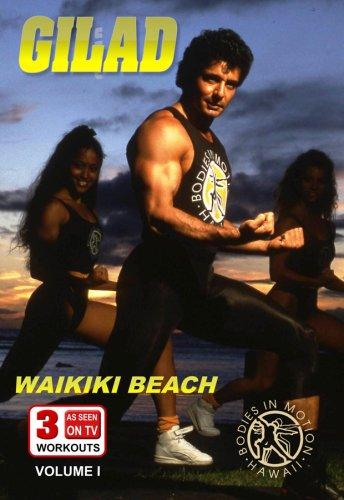 DVD : Gilad - Gilad: Bodies in Motion Waikiki Beach Workout (DVD)